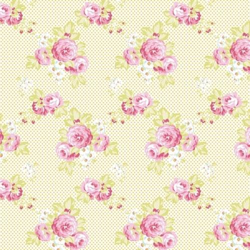 FREE SPIRIT - Darling Meadow - Little Roses - #1932-