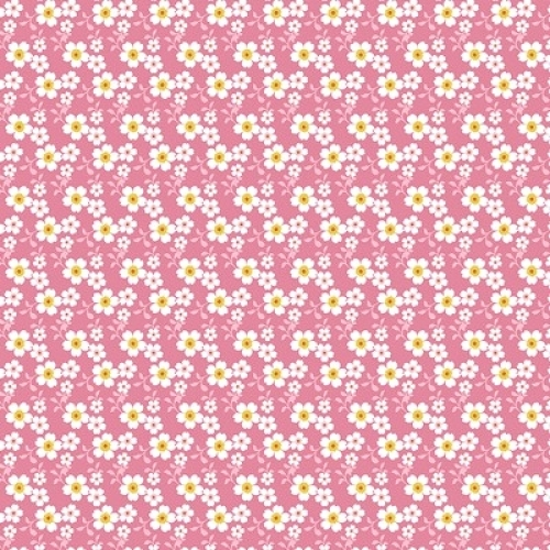 FREE SPIRIT - Darling Meadow - Bitty Pink - #1931-