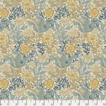 FREE SPIRIT - Bloomsbury - Morris & Co - Compton Teal