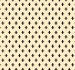 HENRY GLASS - Buttermilk Winter - Stacy West - Mini Cross - Cream
