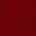 HENRY GLASS - Buttermilk Winter - Stacy West - Basket Weave - Red