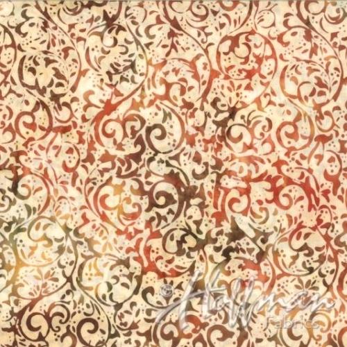 HOFFMAN - Batik - Amber - K50294-