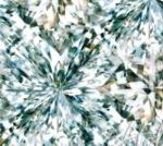 HOFFMAN - Shine On - Spectrum Print - Sea Glass