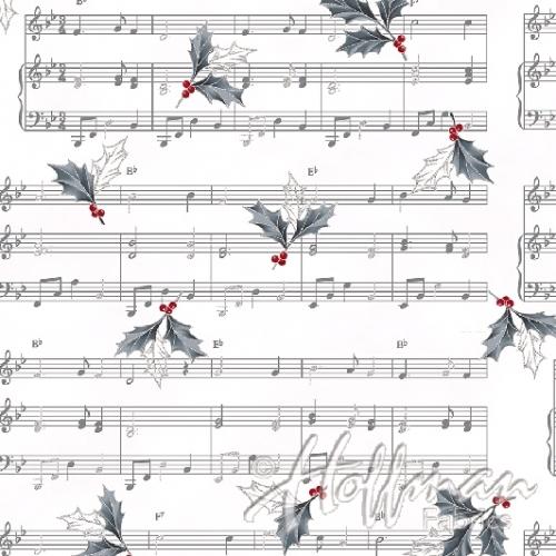 HOFFMAN - Cardinal Carols - Frost/Silver