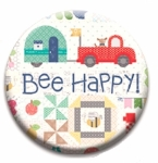 Clearance - Quilt Dots - Lori Holt Bee Happy Needle Nanny