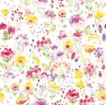 STOF - Digital Print - Un Jour En Ete 3 - Rose