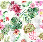 STOF - Digital Print - Catalina - Multi Colore