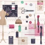 STOF - Digital Print - Couture 1 - Multi Colore