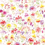 STOF - Digital Print - Floral - Multi Colore