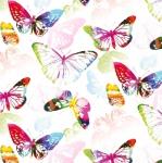 STOF - Digital Print - Legere - Multi Colore