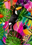STOF - Digital Print - Bletilla - Multi Colore