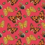 STOF - Digital Print - Mariposa 2 - Rose