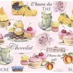 STOF - Digital Print - Sugar 3 - Rose