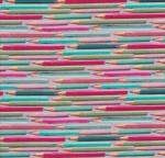 STOF - Digital Print - Handmade 2 - Multi Colore