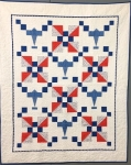 Fly Boy Quilt - Victory Quilts