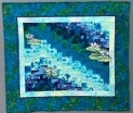 Water Lilly Quilt #2