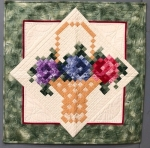 Patty's Basket Cross Stitch Quilts