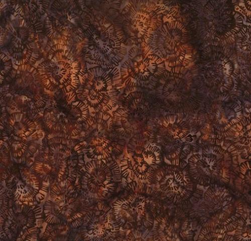 HOFFMAN - Bali Batik - Rose - Havana - K50068-