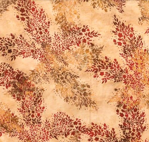 HOFFMAN - Bali Batik - Delicate Leaf - Bluff - K50065-