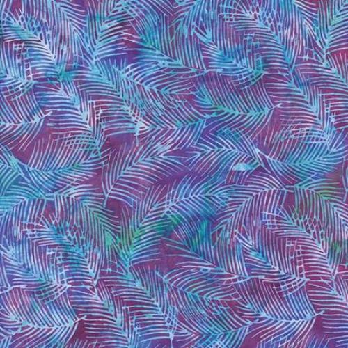 HOFFMAN - Bali Batik - Fringe Leaf - June - K80073-