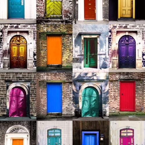 HOFFMAN - Spectrum Print - Spectrum - Doors