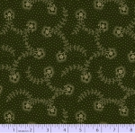 MARCUS BROTHERS - Full Circle - Speckled Flowers - Green
