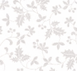HOFFMAN - Poised Poinsettia - Ice - Silver