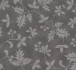 HOFFMAN - Poised Poinsettia - Charcoal - Silver