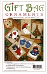 Gift Bag Ornaments Kit by Rachel Pellman