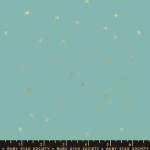 MODA FABRICS - Ruby Star Society - Spark Metallic - Ocean - Metallic