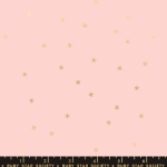 MODA FABRICS - Ruby Star Society - Spark Metallic - Pale Pink - Metallic