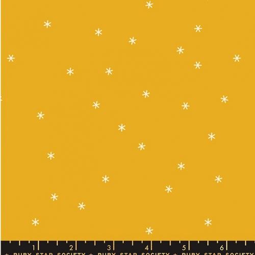 MODA FABRICS - Ruby Star Society - Spark - Goldenrod