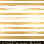 MODA FABRICS - Ruby Star Society - Zip - Gold - Metallic
