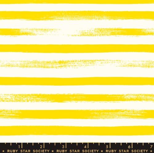 MODA FABRICS - Ruby Star Society - Zip - Lemon Yellow - #3579-