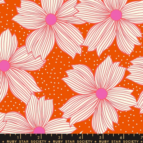 MODA FABRICS - Ruby Star Society - Crescent - Sarah Watts - Autumn