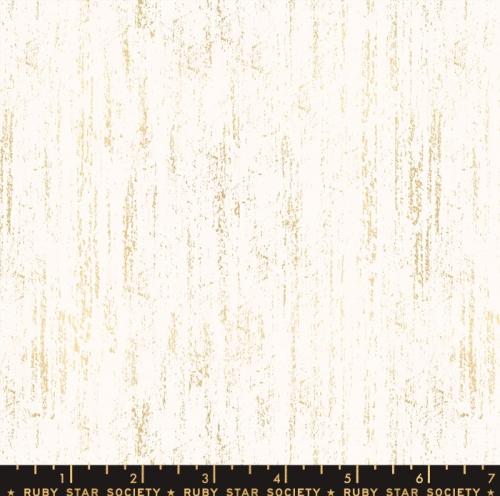 MODA FABRICS - Ruby Star Society - Brushed - Metallic Gold