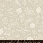 MODA FABRICS - Ruby Star - Purl Yarn Flash - Wool