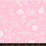 MODA FABRICS - Ruby Star - Purl Yarn Flash - Posy