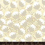 MODA FABRICS - Ruby Star - Purl Wanderlust - Shell - Metallic