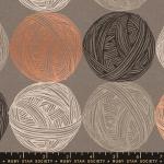 MODA FABRICS - Ruby Star - Purl Linen - Wool - Linen - Metallic