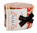 Alma Junior Jelly Roll by Alexia Abegg Ruby Star Society Moda Precuts