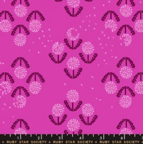 MODA FABRICS - Ruby Star - Darlings - Berry