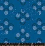 MODA FABRICS - Ruby Star - Darlings - Blue Raspberry