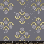 MODA FABRICS - Ruby Star - Darlings - Metallic Cloud