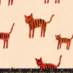 MODA FABRICS - Ruby Star - Darlings - Orange