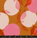 MODA FABRICS - Ruby Star - Cotton Linen Canvas 2019 Caramel