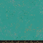 MODA FABRICS - Ruby Star - Speckled New - Metallic - Succulent