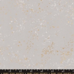 MODA FABRICS - Ruby Star - Speckled - Metallic - Dove