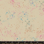 MODA FABRICS - Ruby Star - Speckled - Metallic - Khaki