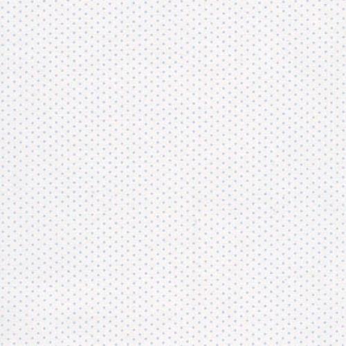 Skinny - SK1818- 1 yd - KAUFMAN - Sevenberry - Petite Basics - Sky